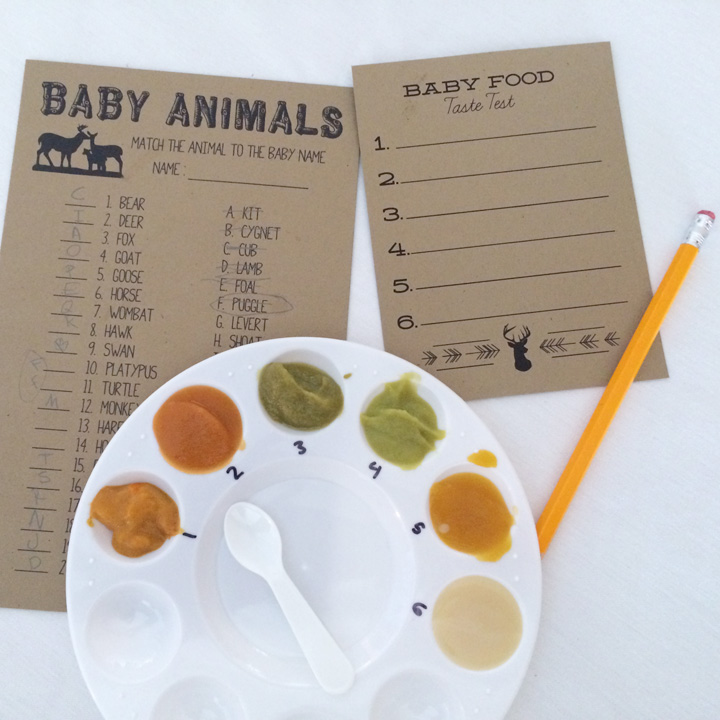 how to serve baby food